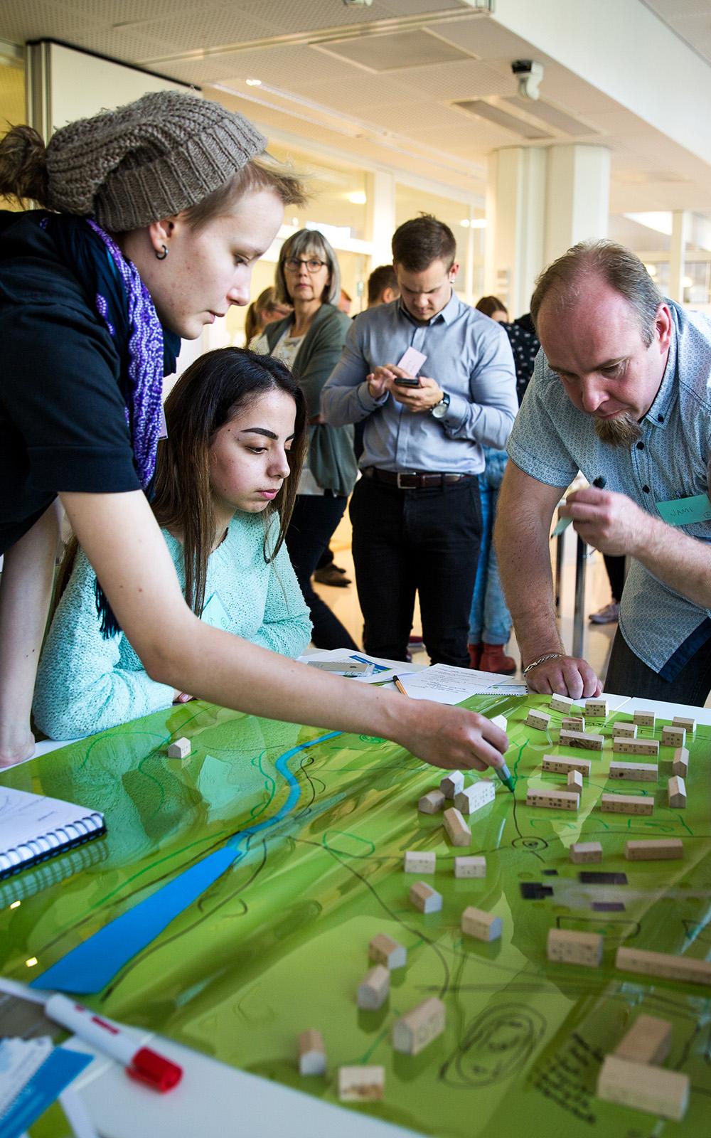Kaupunkisuunnittelutyöpaja