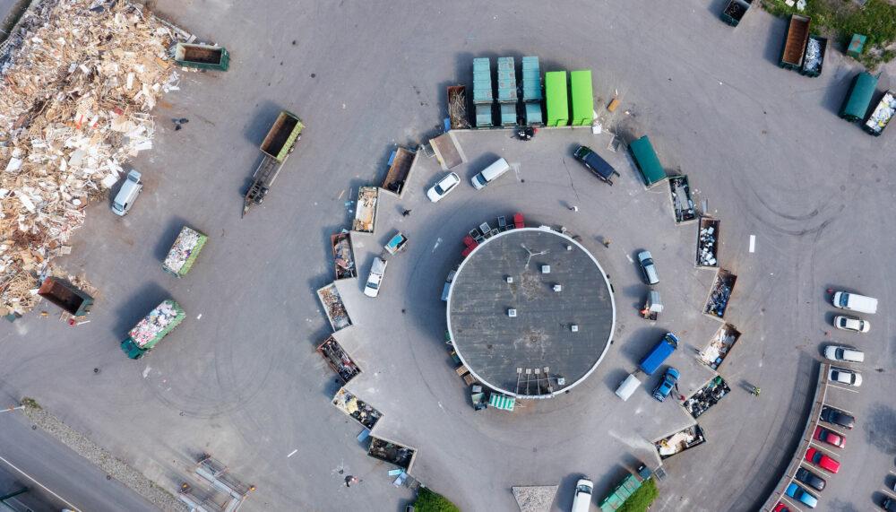 Kujalan jätekeskus