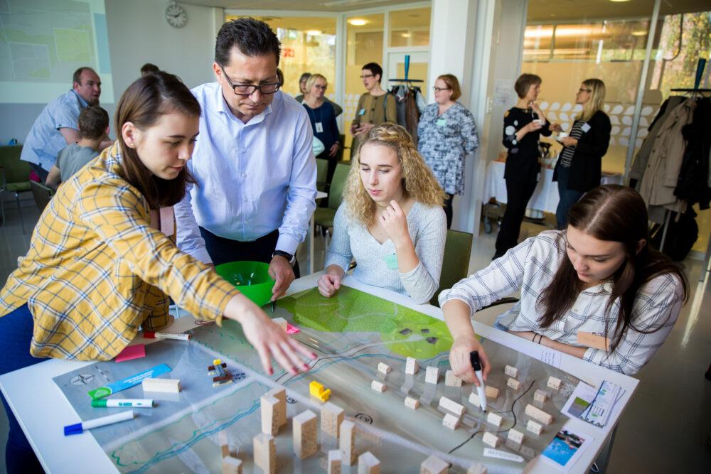 Kaupunkisuunnittelupeli